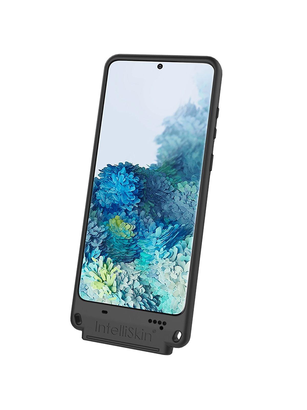 RAM Mounts IntelliSkin Lade-/Schutzhülle mit GDS-Technologie für Samsung Galaxy S20+ 5G