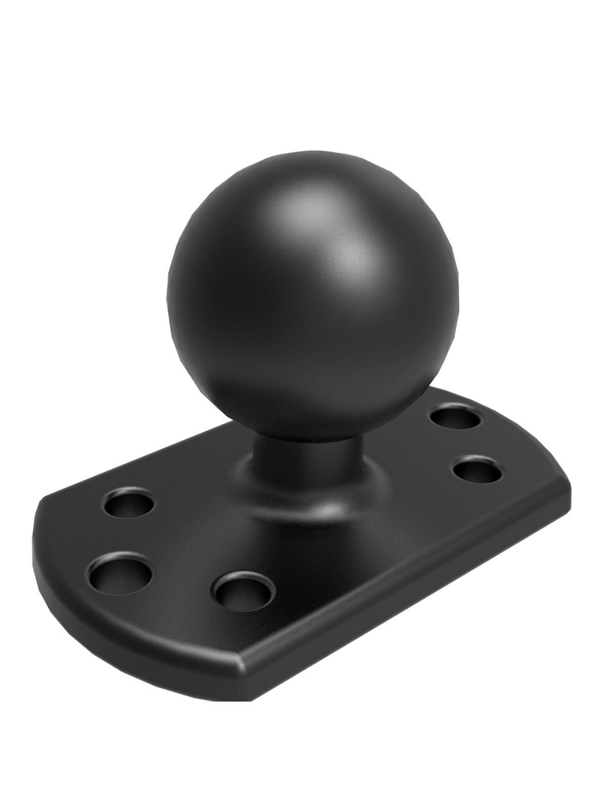 RAM Mounts Basisplatte für Crown Lift Trucks mit C-Kugel (1,5 Zoll) - im Polybeutel
