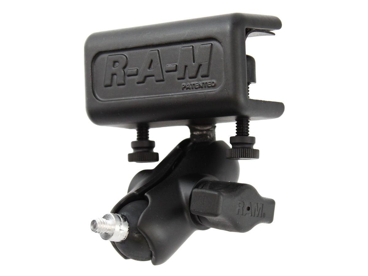 """RAM Mounts Kamera-Halterung für Panele mit 1/4""""-20 Gewindestift - mit Panelklammer, B-Kugel (1 Zoll)"""
