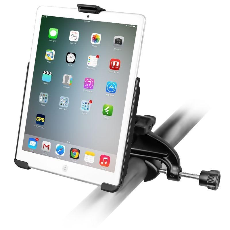 RAM Mounts Luftfahrt-Halterung Apple iPad mini 1-3 - B-Kugel (1 Zoll), mit Steuerhornklammer
