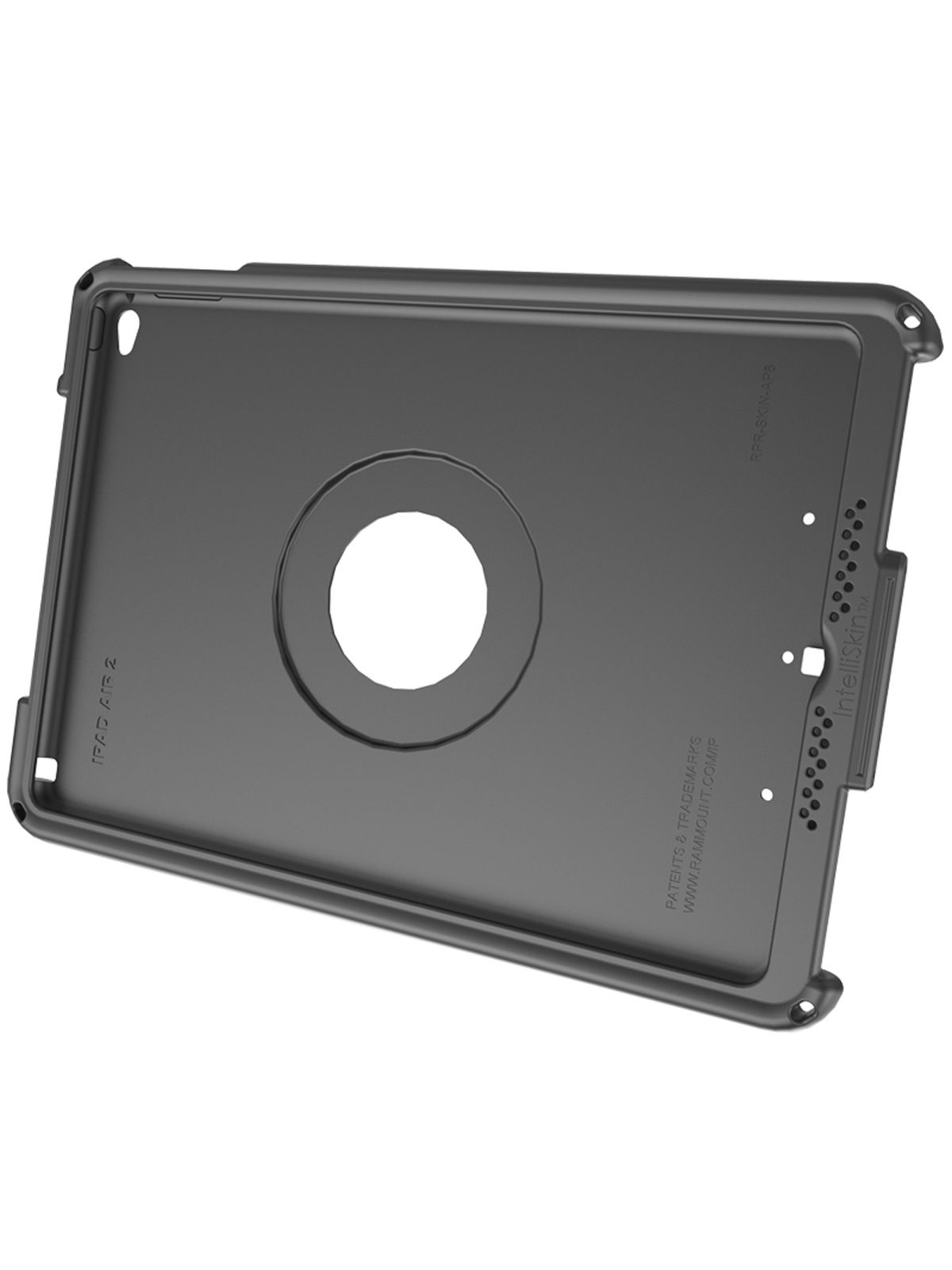 RAM Mounts IntelliSkin Lade-/Schutzhülle Apple iPad Air 2 - GDS-Technologie
