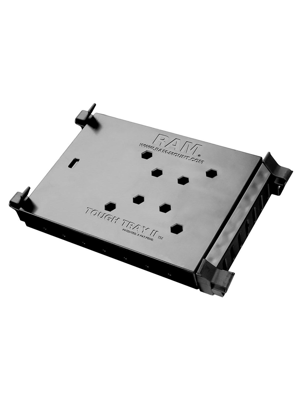 RAM Mounts Tough-Tray II, Universal Halteschale - Laptops / Netbooks / Tablets, AMPS-Anbindung