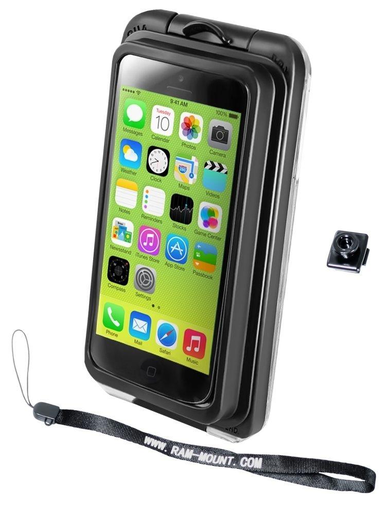 RAM Mounts Aqua Box PRO 20 für Apple iPhone 5 - Handschlaufe, im Polybeutel