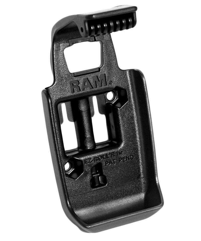RAM Mounts Gerätehalteschale für Magellan Triton 200/300/400/500 (ohne Schutzhüllen) - Diamond-Anbindung (Trapez), Schrauben-Set, im Polybeutel
