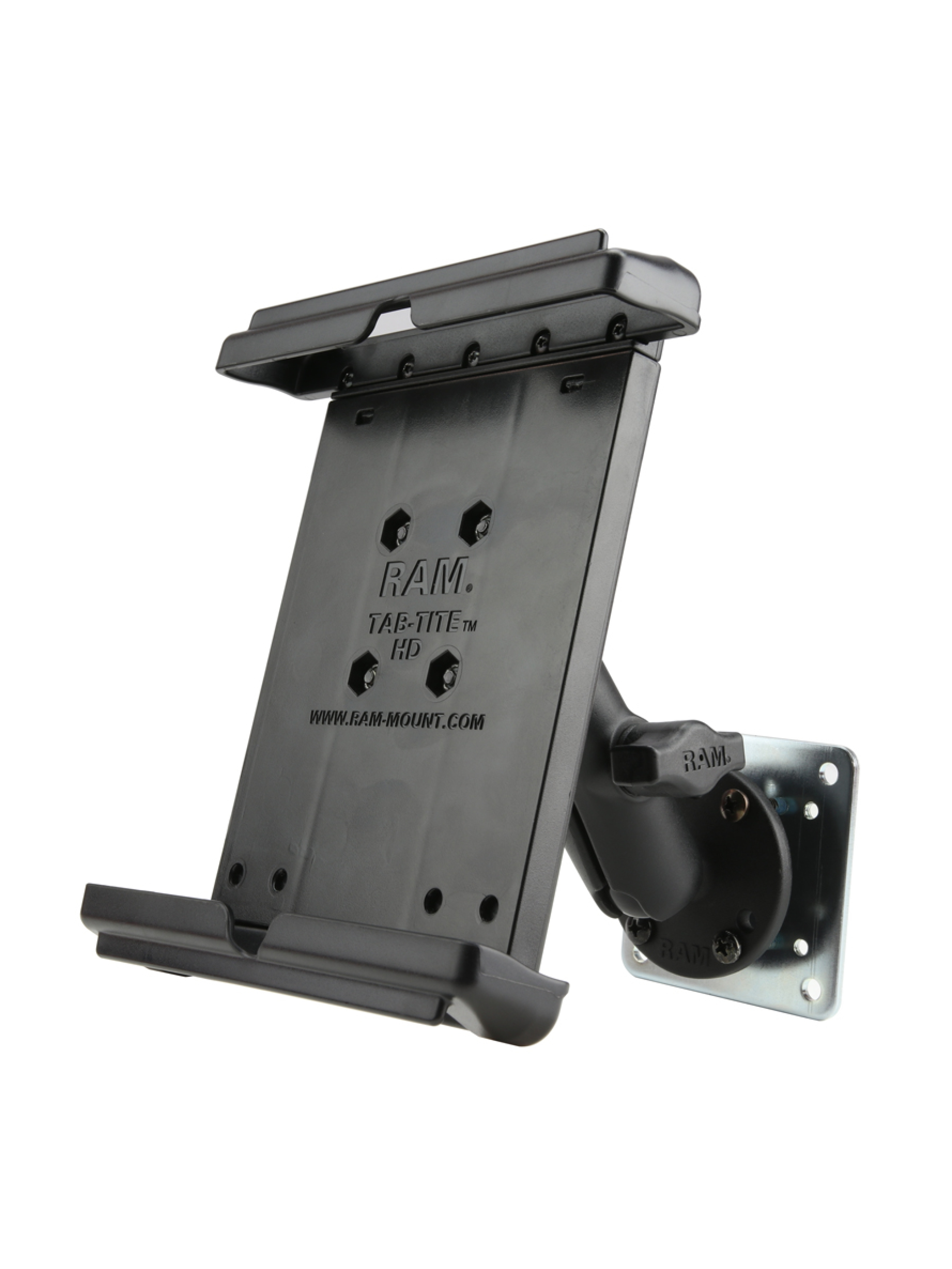 RAM Mounts Armaturenbrett-Halterung für 8 Zoll Tablets - B-Kugel (1 Zoll), mit Gegenplatte