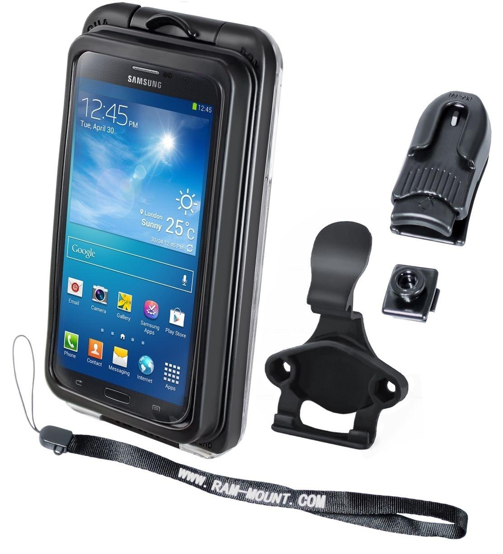 RAM Mounts Aqua Box PRO 20 - mit Gürtel-Clip, Befestigungs-Clip u. Handschlaufe