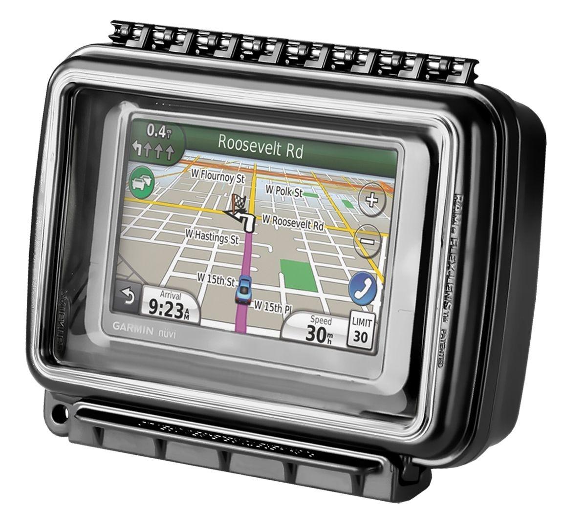 RAM Mounts Aqua Box - mittlere Größe, Quer-Version, für elektronische Geräte